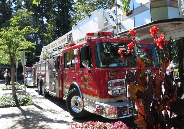 Burnaby Fire Department