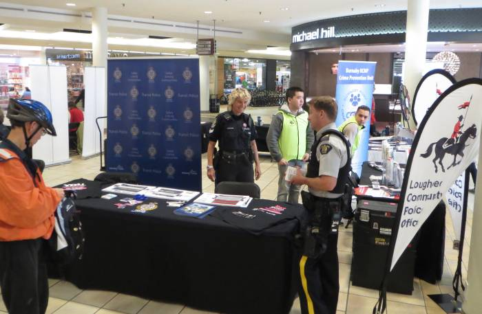 Burnaby RCMP Safety Forum