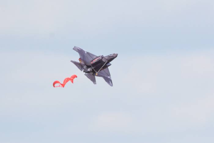 Fighter Jet kite