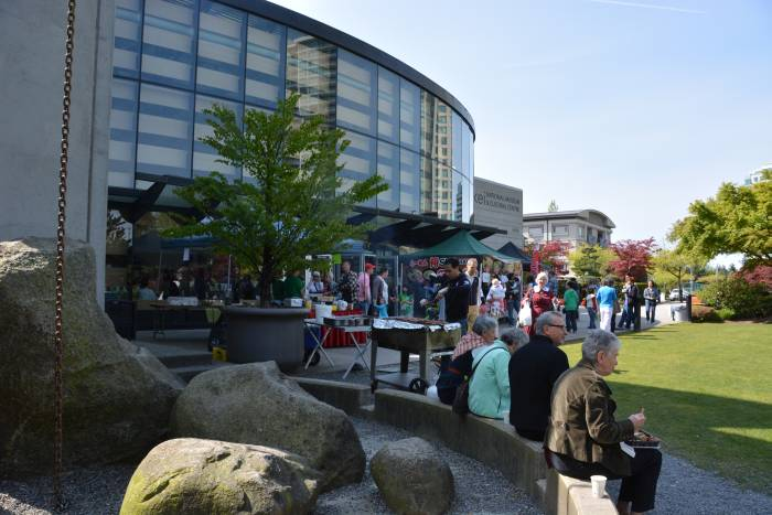 Nikkei Place Burnaby Spring Festival