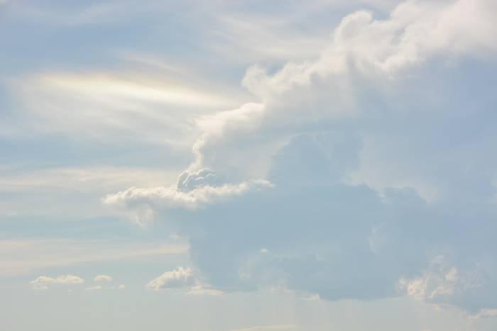 Swartz Bay to Tsawassen Clouds