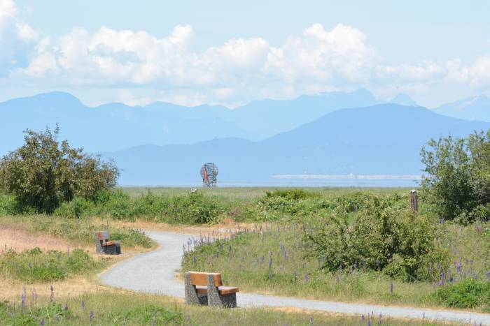 Went down to one of my favourite photo places, Garry Point Park in Steveston, BC.