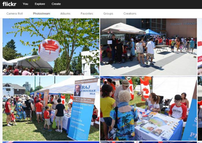 Canada Day 2015 Flickr