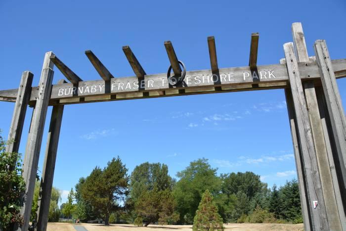 Burnaby Fraser Foreshore Park