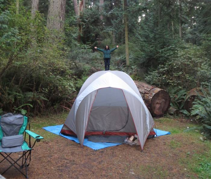 Yumi tent