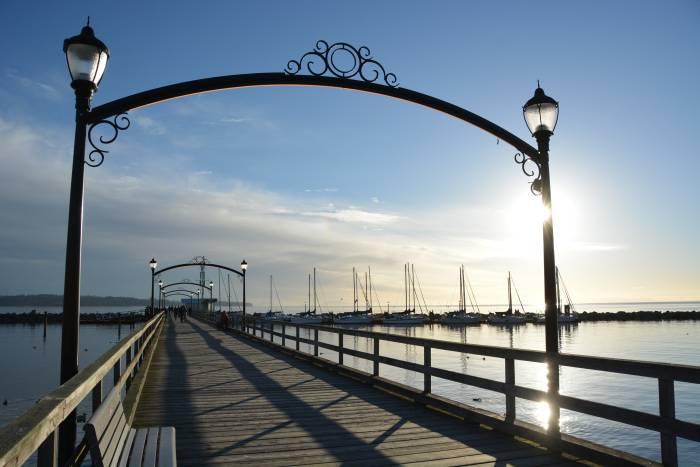 White Rock BC Pier