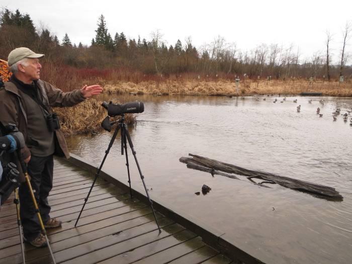 Clulow spotting scope