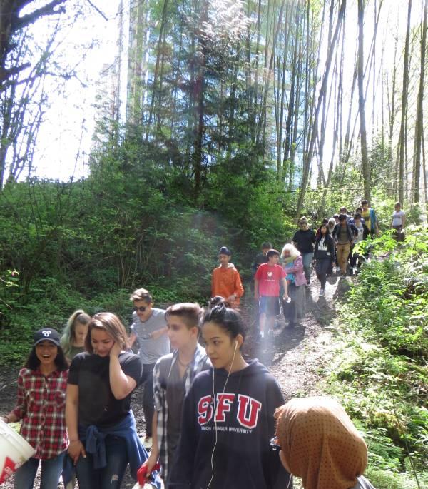 byrne creek tour