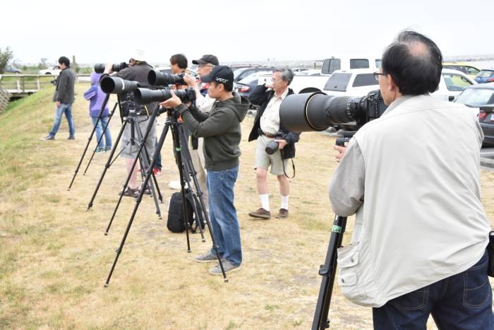 Nikon camera event