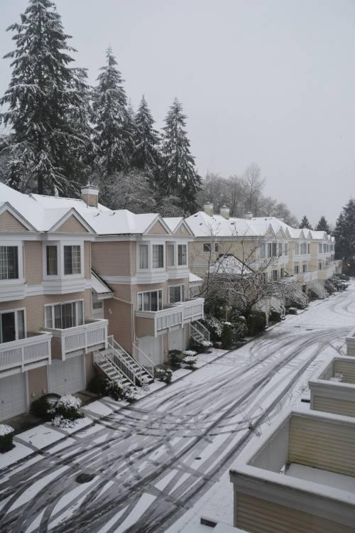 burnaby snow