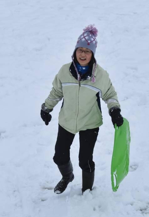 snow fun south burnaby