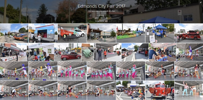Edmonds City Fair 2017