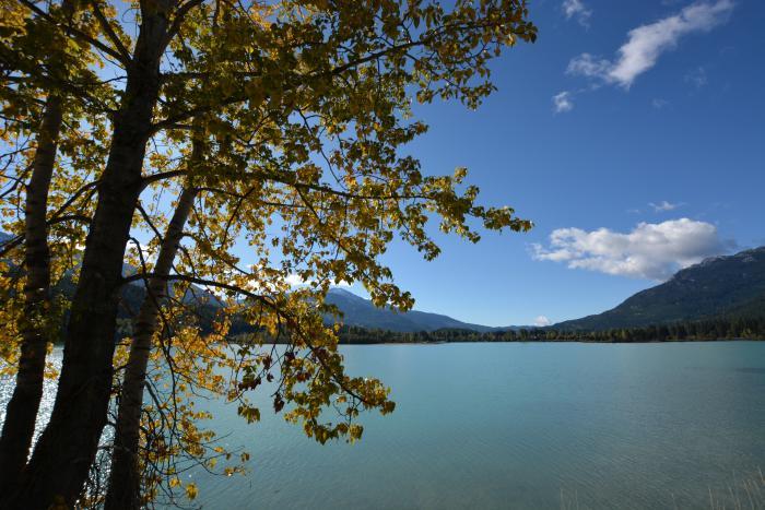 Green Lake Whistler