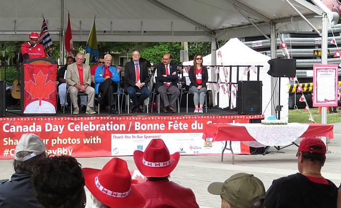 Canada Day Edmonds Burnaby