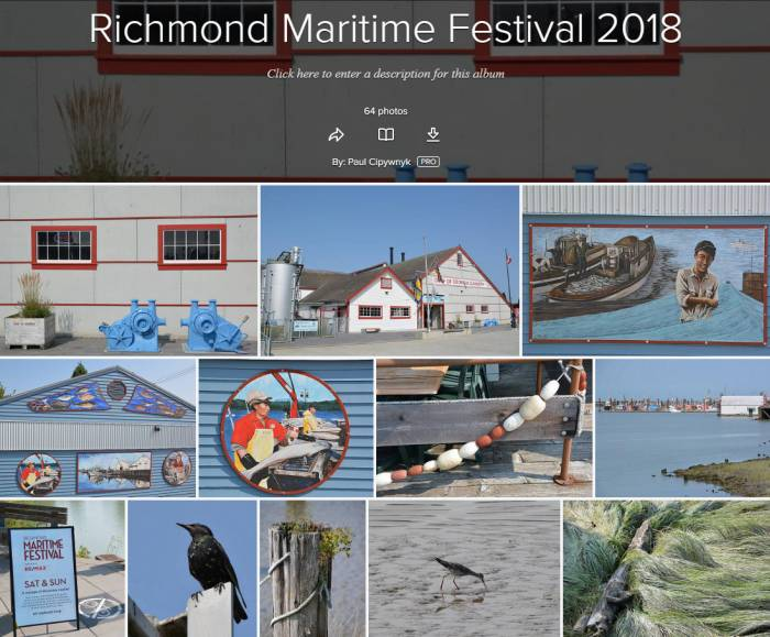 Richmond Maritime Festival 2018