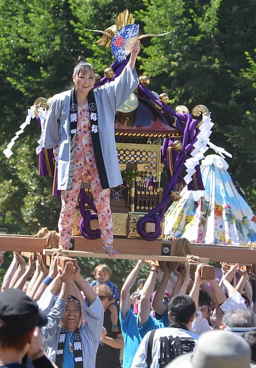 powell street japanese festival