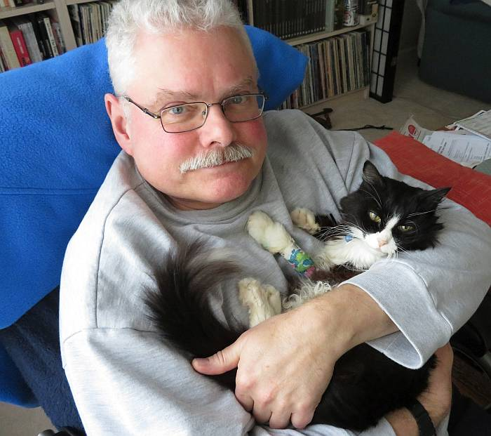 Choco cat IV Paul