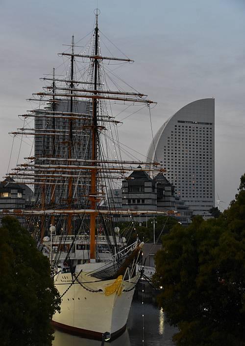 Nippon Maru Yokohama