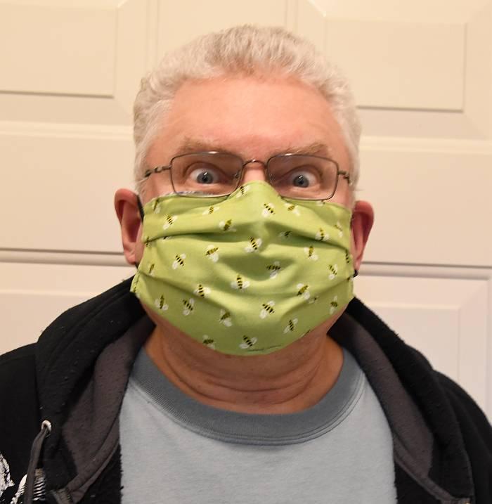 home made mask