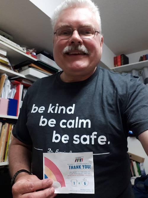 dr. bonnie henry T-shirt