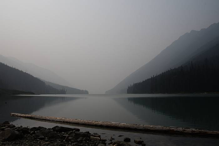 smoky duffy lake bc