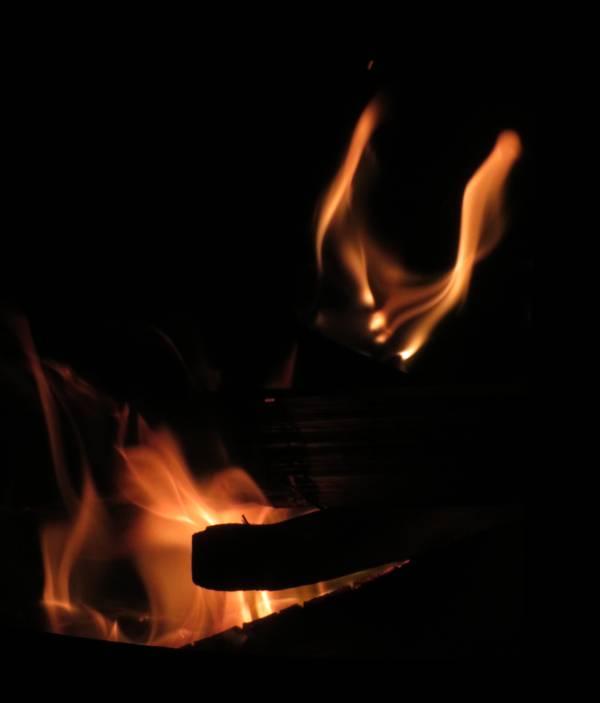 campfire paul alice lake bc